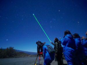 マウナケア星空観測