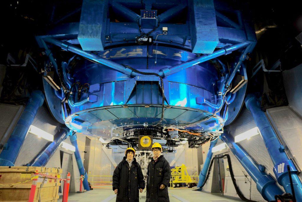 国立天文台すばる望遠鏡
