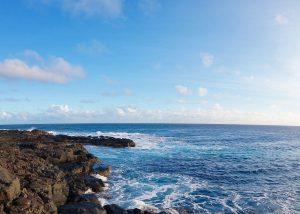 ハワイ島 サウスポイント