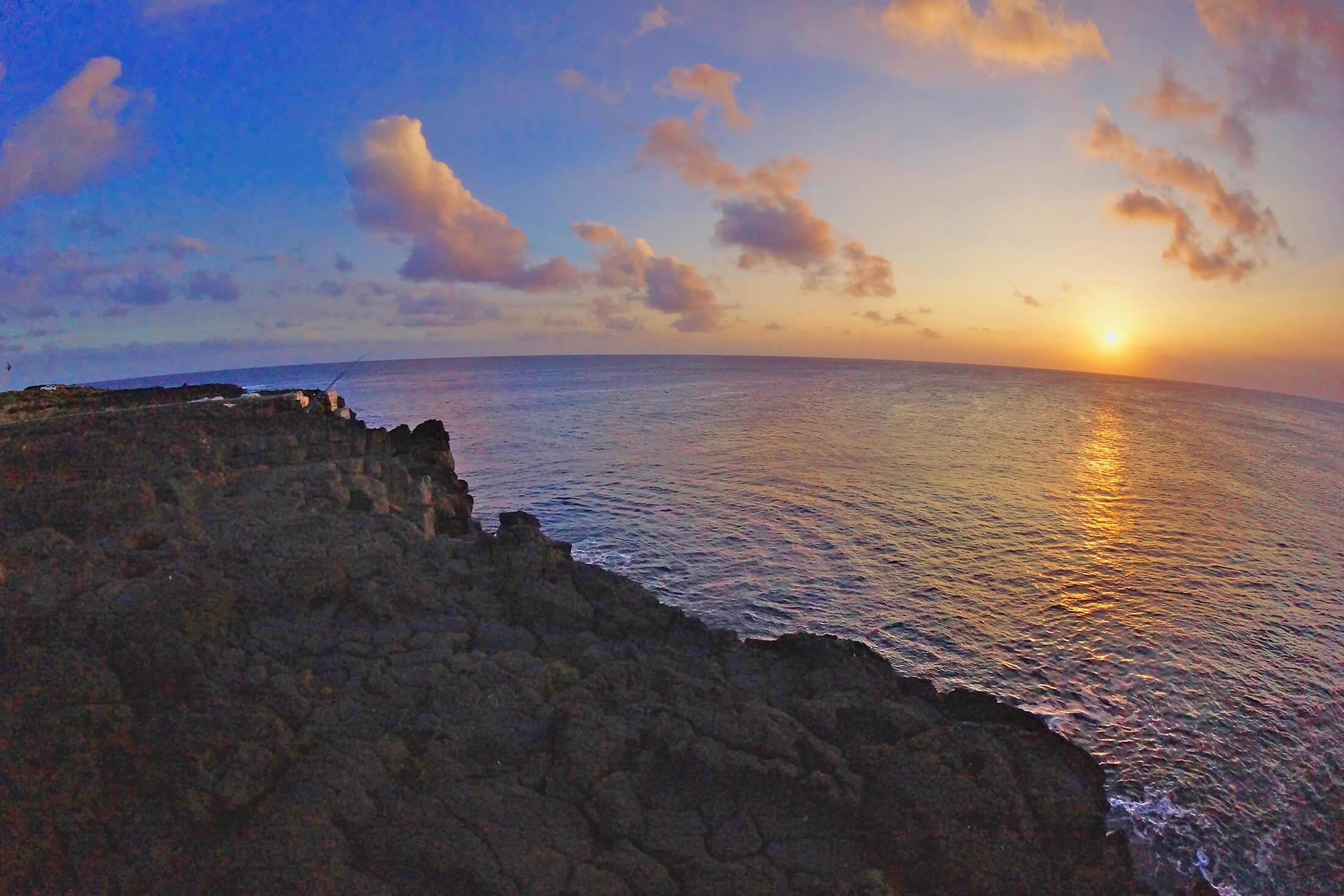 ハワイ島サウスポイント