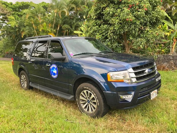 Ford 4WD SUV Taikobo Hawaii